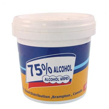 General Purpose Alcohol Wet Wipes