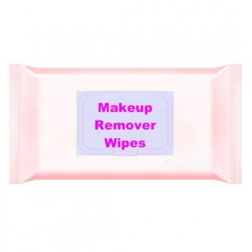 60PCS Packed China Wholesale Facial Cleaning Wet Wipes Makeup Remover