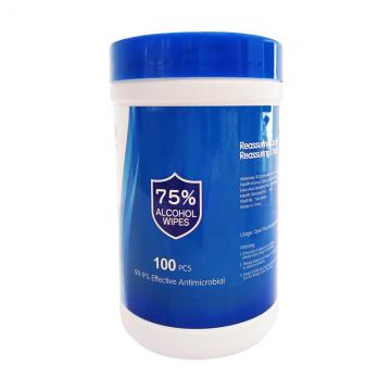 75% Alcohol Wet Wipes Disinfectant Cleaning Wipes