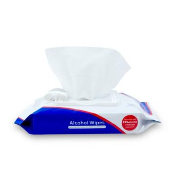 Free of Alcohol Travel Pack Antibacterial Wipes for Hands