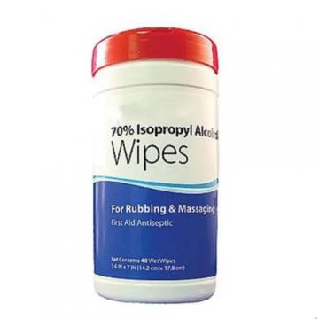 industrial wet wipes in tub , ALL PURPOSE WIPES ANTI BAC. 100 COUNT