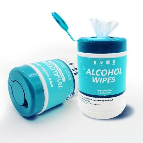 OEM Wholesale Alcohol-Free Mild Removable Tissue Disposable Wet Wipes for Baby